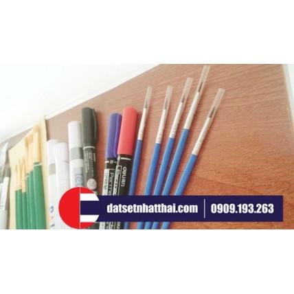 Bút vẽ, cọ vẽ dùng cho Đất Sét Thái, Nhật, Polymer Clay