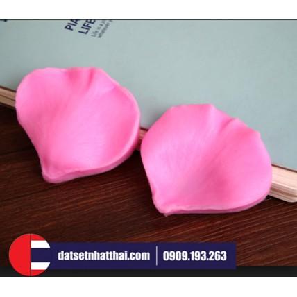 GÂN HOA HỒNG ĐẤT SÉT SILICONE NHẬT THÁI ROSE FLOWER CLAY STAMP
