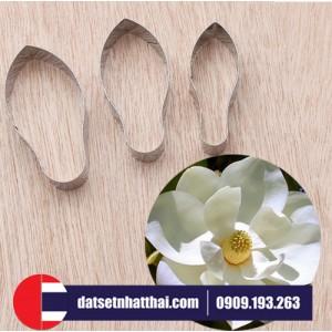 KHUÔN HOA ĐẤT SÉT NHẬT - HOA MỘC LAN - MAGNOLIA FLOWER CLAY CUTTER