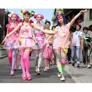 Đất Nước Nhật Bản - Nơi Mua Sắm Lý Tưởng Cho bạn trẻ ở TPHCM